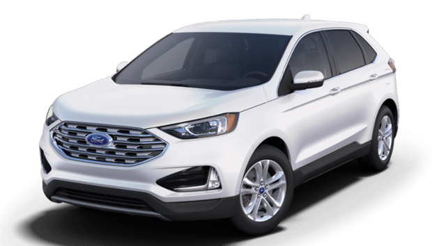 New 2019 Ford Edge SEL Crossover 2FMPK4J90KBC75118 in Rochester, New York, at West Herr Ford of Rochester